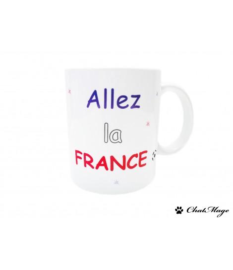 Mug chat, mug, ChatMage, mug personnalisé, noir et blanc, mug personnalisable, chapeau, noeud, mug à café, tasse à thé, kawaii