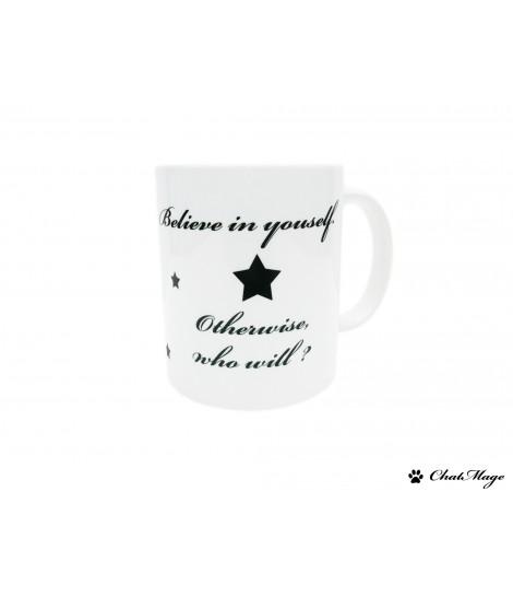 Mug, mug citation, mug à café, mug amour, mug amitié, mug romantique, ChatMage