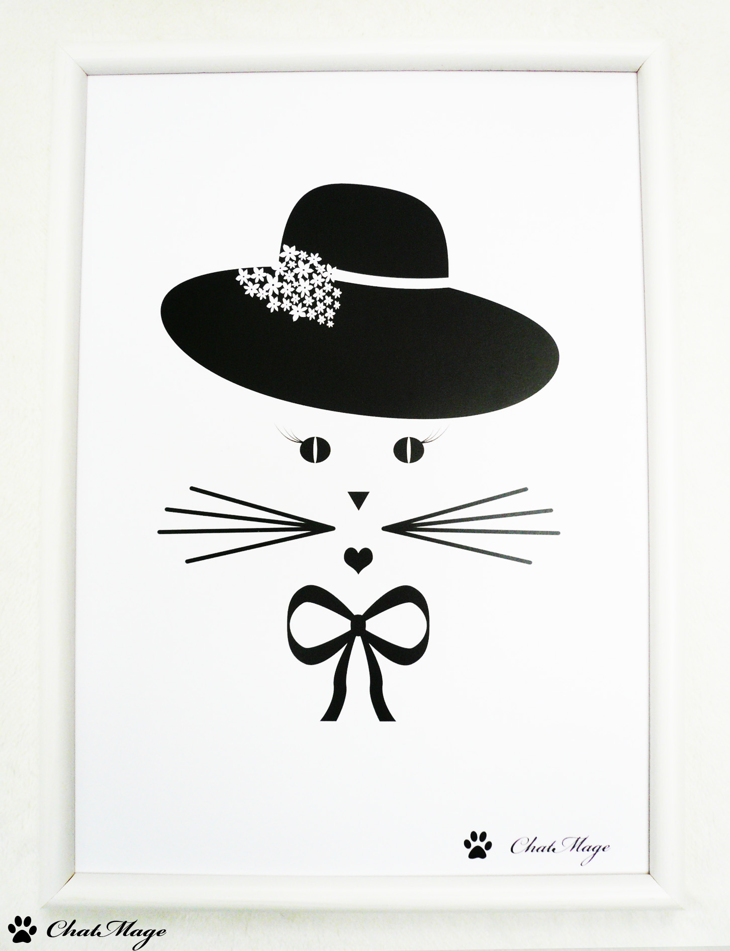Madame ChatMage, chat, cat, Lady, ChatMage